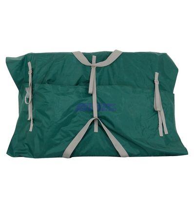ボートキャリーバッグ(グリーン、Travel Canoe用) (1121) アクセサリー ・ バッグ